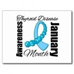 Janaury Thyroid Awareness