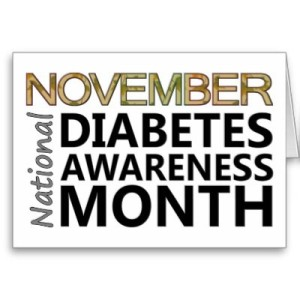 Diabetes is a very prevalent ever increasing disease in our population.  The American Diabetes Association works to focus attention on issues with the disease and the various people impacted.
