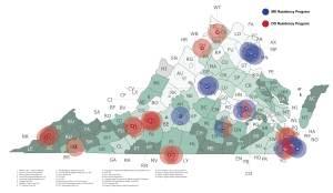 GMEC map GRN