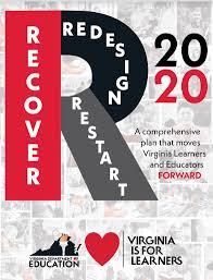 Recover, Redesign, Restart 2020